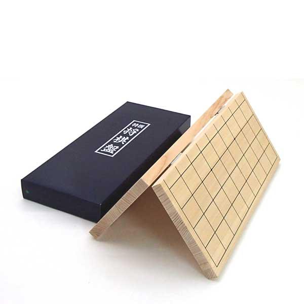 桧(ひのき)4号折将棋盤