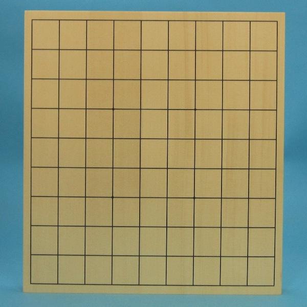 ヒバ10号卓上接合将棋盤   松