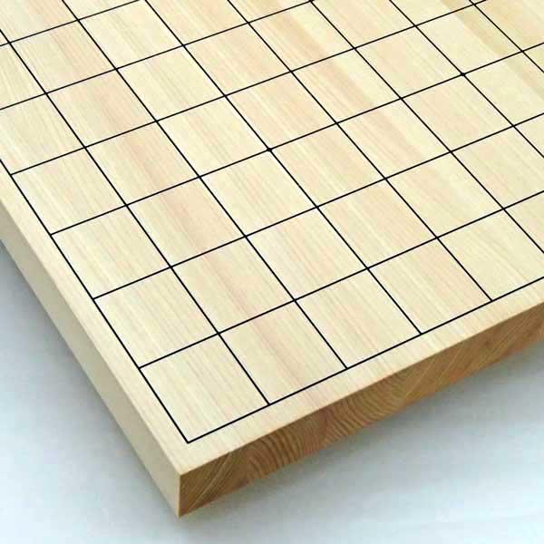 桧ひのき10号卓上接合将棋盤