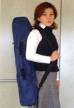 携帯用バッグ付将棋用教授盤セット
